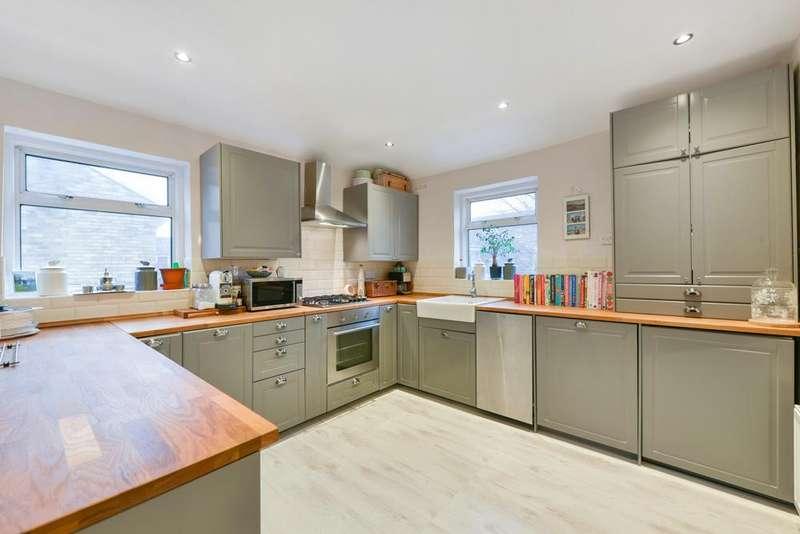 3 Bedrooms Flat for sale in Merton Road, Southfields, SW18