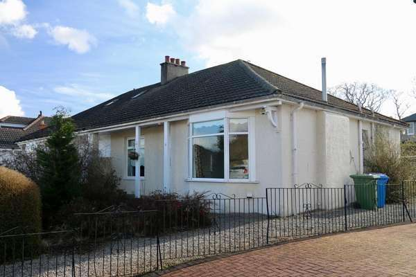 2 Bedrooms Semi Detached Bungalow for sale in 6 Kingscliffe Avenue, Glasgow, G44 4JW
