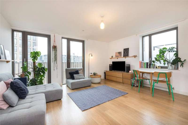 1 Bedroom Flat for sale in York Way, London