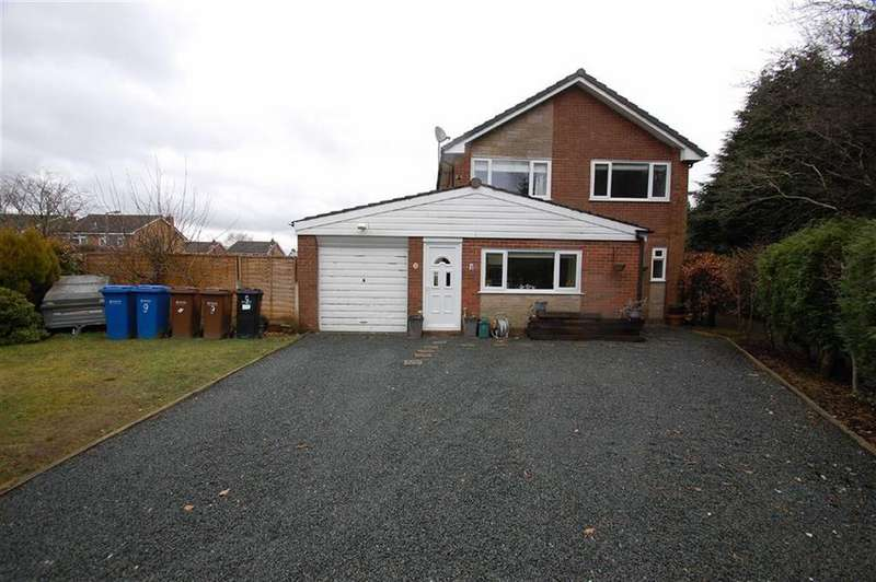 4 Bedrooms Detached House for sale in Liskeard Drive, Bramhall, Cheshire