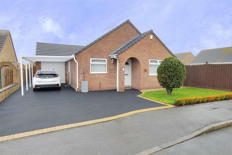 3 Bedrooms Detached Bungalow for sale in Aqua Drive, Mablethorpe