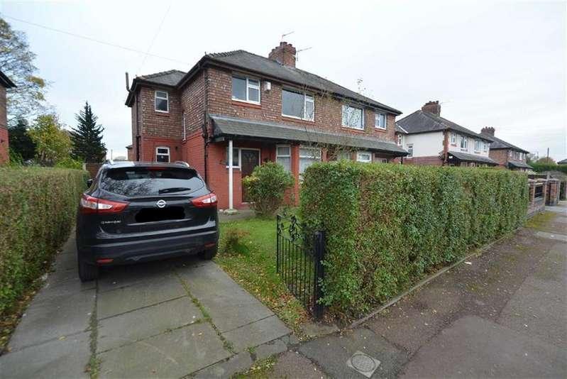 3 Bedrooms Semi Detached House for sale in Derbyshire Avenue, STRETFORD