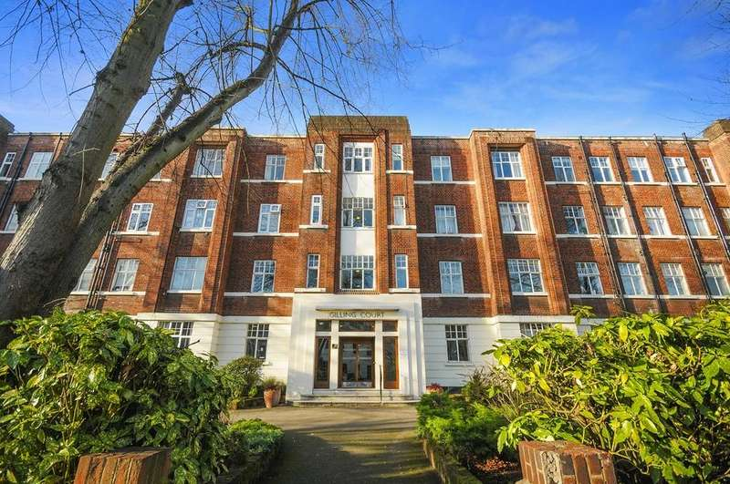2 Bedrooms Apartment Flat for sale in Belsize Grove, NW3