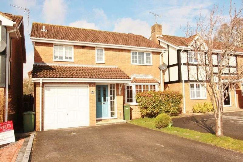 4 Bedrooms Detached House for sale in Missenden Acres SO30