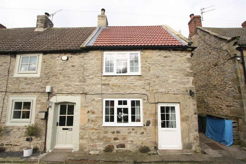 2 Bedrooms End Of Terrace House for sale in High Row, Melsonby, Richmond
