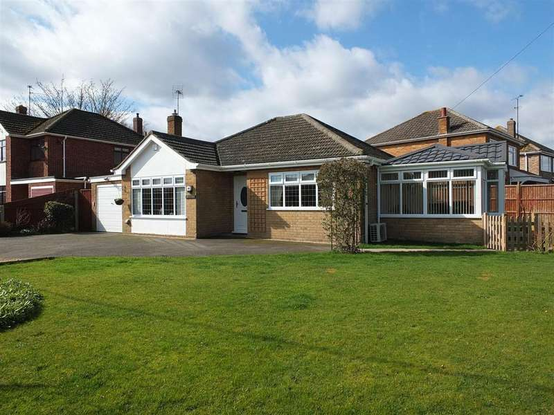 2 Bedrooms Detached Bungalow for sale in Station Road, Long Sutton