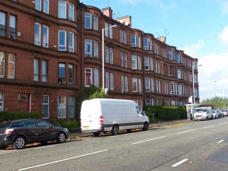 1 Bedroom Flat for rent in Minard Road, Shawlands, Glasgow, G41 2EN
