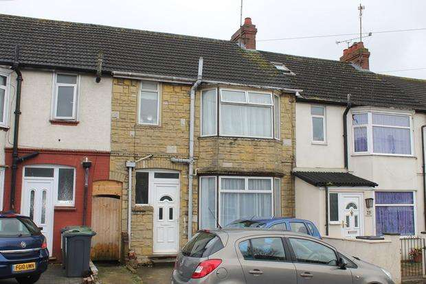 3 Bedrooms Terraced House for sale in Beechwood Road, Luton, LU4
