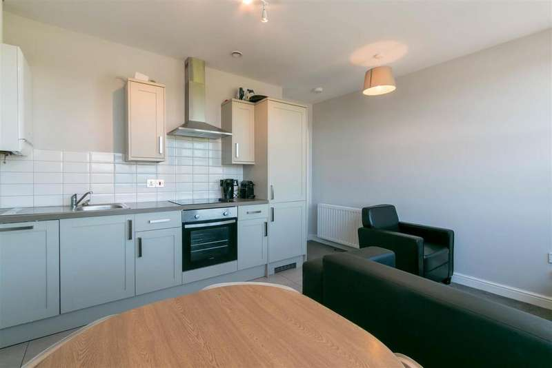 3 Bedrooms Flat for rent in Portland Terrace, Newcastle Upon Tyne