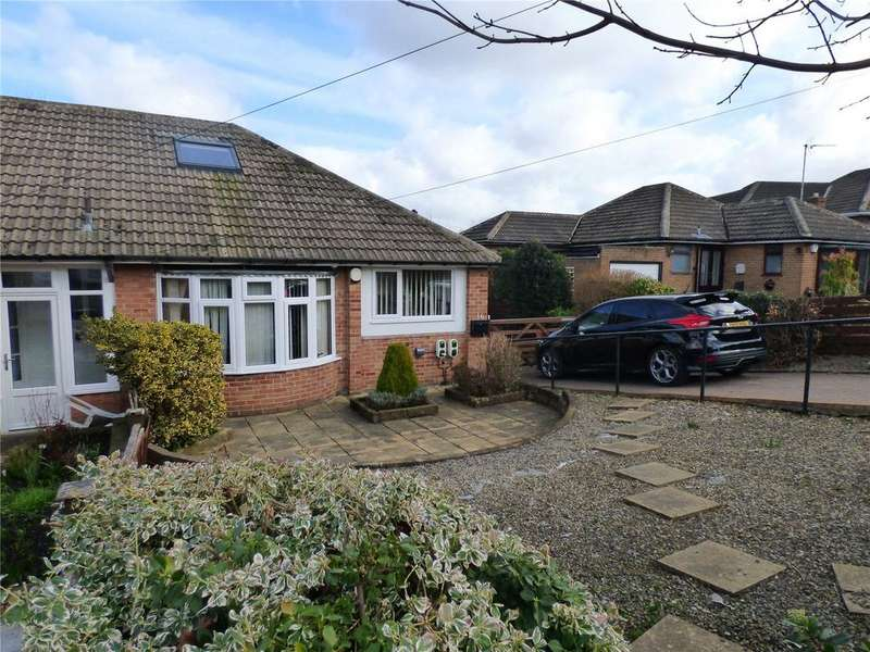2 Bedrooms Semi Detached Bungalow for sale in Royd Wood, Cleckheaton, BD19