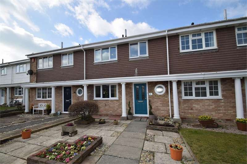 3 Bedrooms Terraced House for sale in Keith Walk, Langney Point, East Sussex