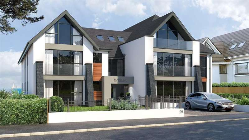 2 Bedrooms Penthouse Flat for sale in Marella, 29 Wharncliffe Road, Highcliffe-On-Sea, Dorset, BH23