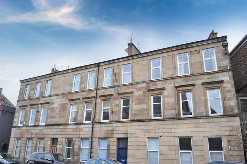 2 Bedrooms Flat for sale in 1/1, 1191 Pollokshaws Road, Shawlands, G41 3NG