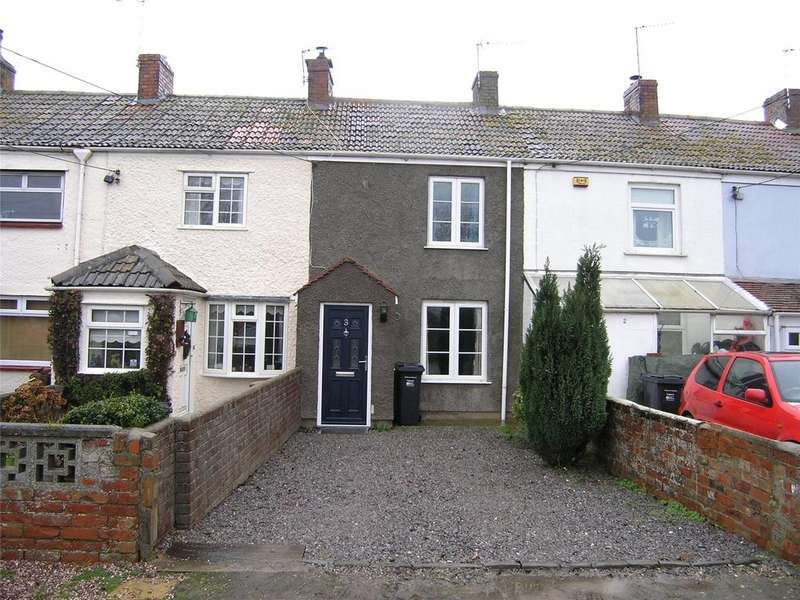 2 Bedrooms Terraced House for rent in Station Road, Dunball, Bridgwater, Somerset, TA6