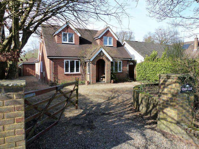 3 Bedrooms Detached House for sale in Guildford Road, Cranleigh