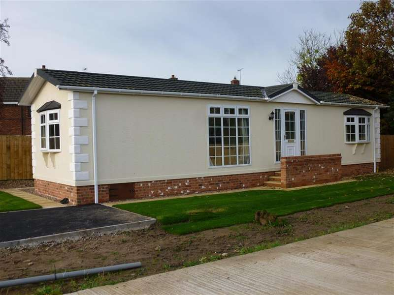2 Bedrooms Park Home Mobile Home for sale in Landa Grove Park,Welbeck Place, Tuxford, Newark, NG22 0JF