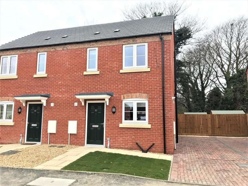 3 Bedrooms Semi Detached House for rent in Spire View, Church Street, PE12