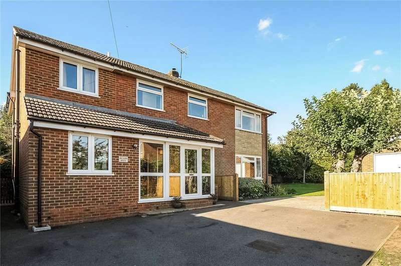 5 Bedrooms Detached House for sale in Chearsley, Aylesbury, Buckinghamshire