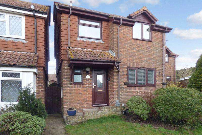 3 Bedrooms Detached House for sale in Old Foord Close, South Chailey