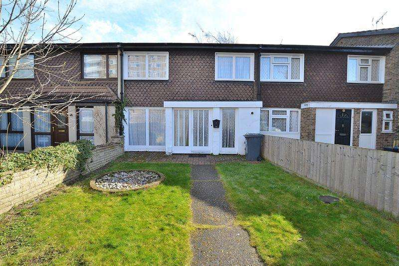 3 Bedrooms Terraced House for sale in Ramsden Close, Orpington