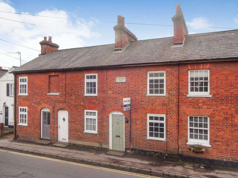 2 Bedrooms Terraced House for sale in Oliver Street, Ampthill