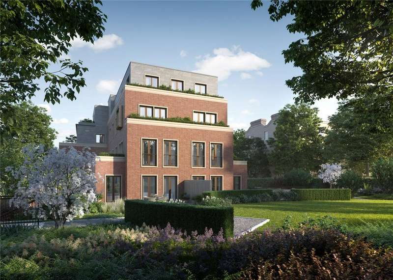 2 Bedrooms Flat for sale in Novel House, 29 New End, London, NW3