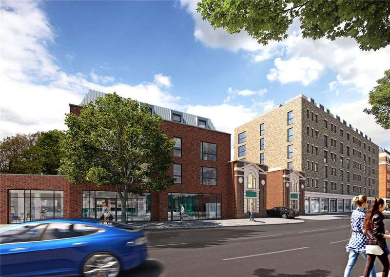 2 Bedrooms Flat for sale in Bishops Gate, 82-88 Fulham High Street, London, SW6
