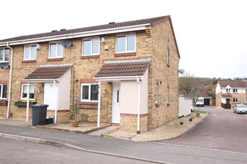 3 Bedrooms End Of Terrace House for sale in Bickford Close, Barrs Court, Bristol