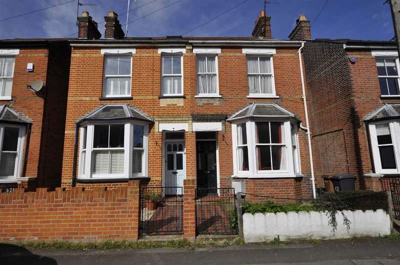 4 Bedrooms Semi Detached House for sale in Upper Roman Road, Chelmsford