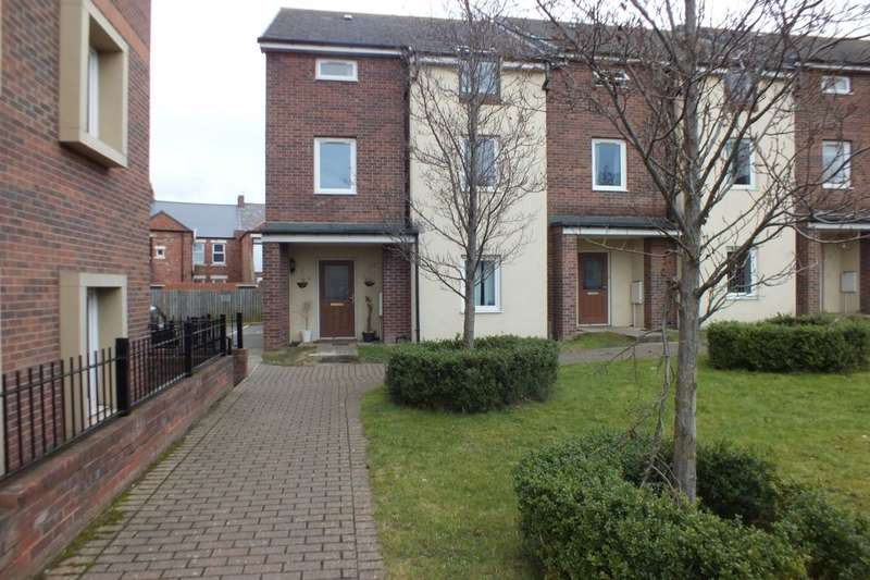 4 Bedrooms Property for rent in Romulus Court, Newcastle Upon Tyne, NE4