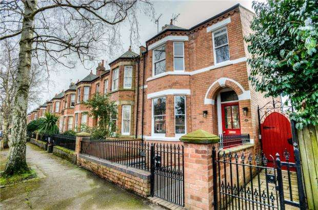 5 Bedrooms End Of Terrace House for sale in Gaveston Road, Leamington Spa