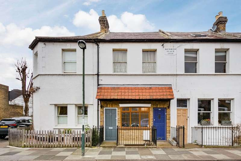 3 Bedrooms Maisonette Flat for sale in Winchester Road, St. Margaret's