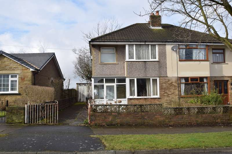 3 Bedrooms Semi Detached House for sale in Willow Avenue, Wrose BD2
