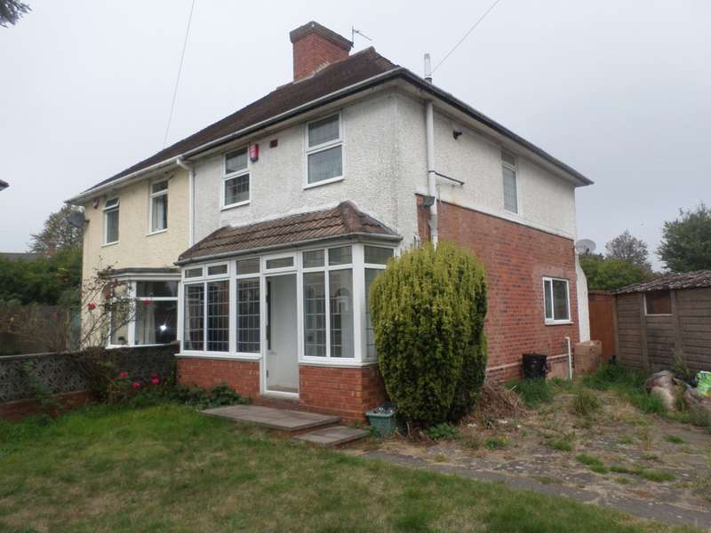 3 Bedrooms Semi Detached House for rent in Prince Of Wales Lane, Yardley Wood B14