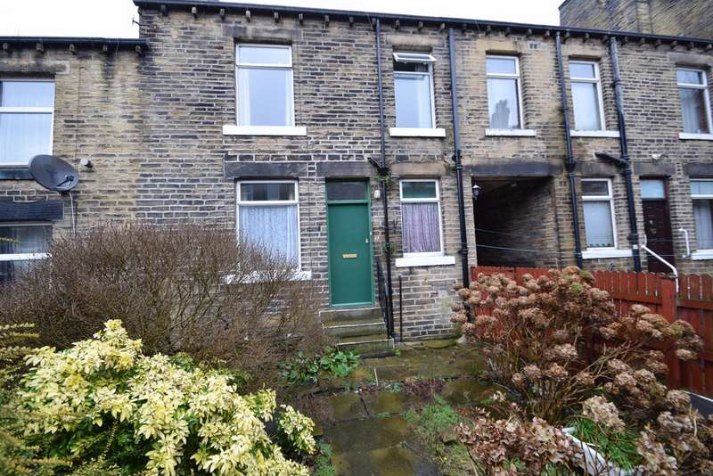 2 Bedrooms Terraced House for sale in Harrogate Street, Bradford BD3