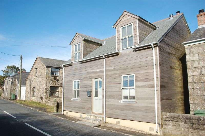 2 Bedrooms Property for sale in Cripplesease Nancledra, Penzance