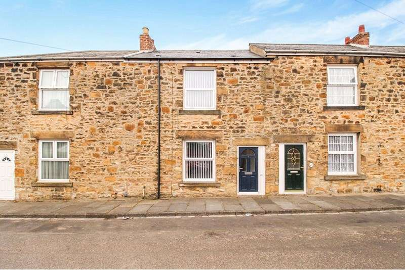 2 Bedrooms Property for sale in Caroline Pit Cottages, Slatyford, Newcastle upon Tyne, Tyne and Wear, NE5 2US