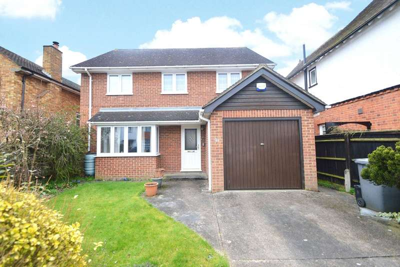 4 Bedrooms Detached House for sale in Rutland Road, Maidenhead, Berkshire, SL6