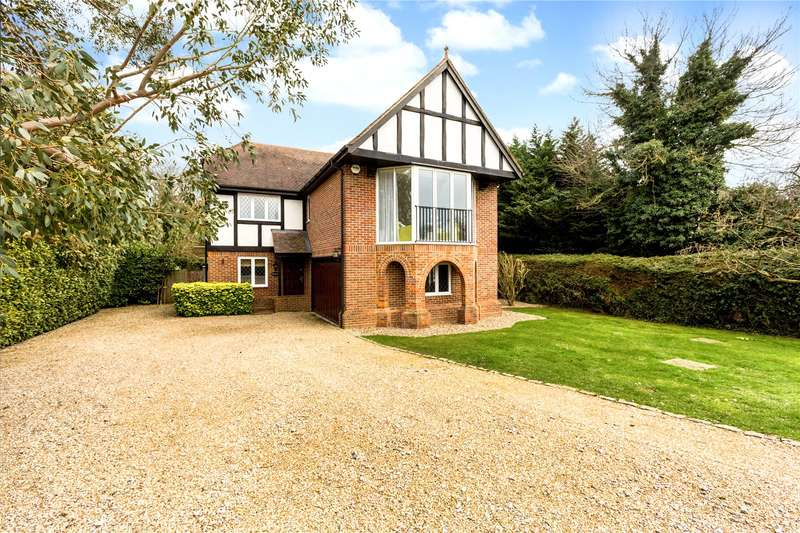 4 Bedrooms Detached House for sale in River Road, Taplow, Maidenhead, SL6