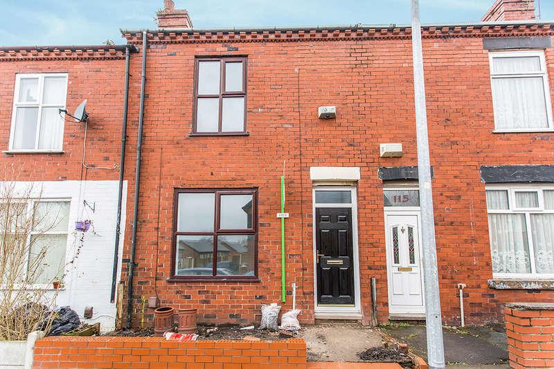 3 Bedrooms Property for rent in Blantyre Street, Swinton, Manchester, M27