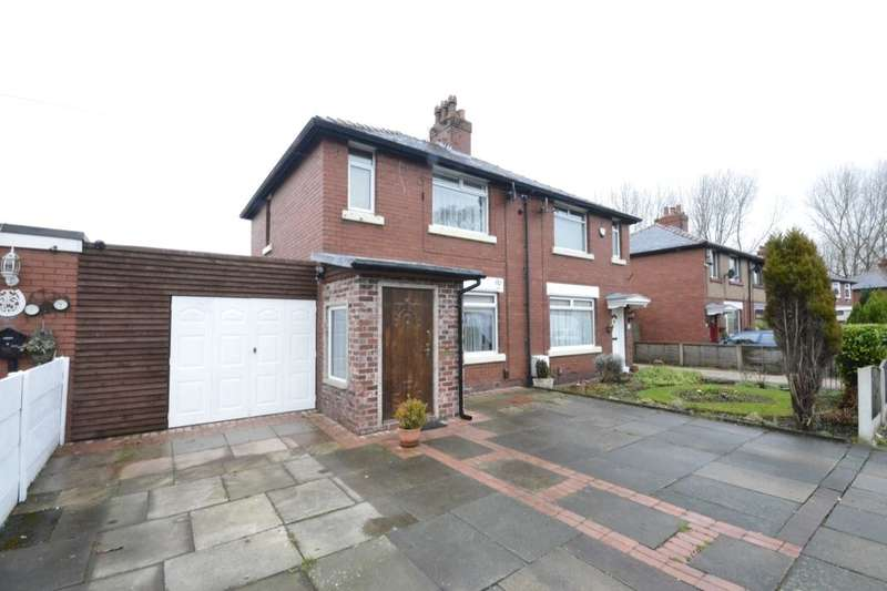 2 Bedrooms Semi Detached House for sale in Parkfield Avenue, Farnworth, Bolton, BL4