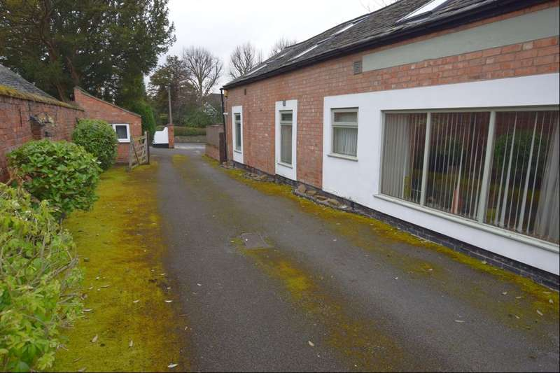 2 Bedrooms Detached House for sale in Birstall Road, Birstall, Leicester, LE4