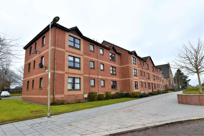 2 Bedrooms Flat for sale in Academy Terrace, Bellshill, ML4