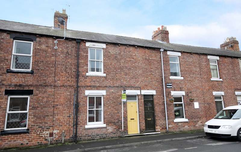 2 Bedrooms Terraced House for sale in Victoria Terrace, Northallerton DL7 8TW