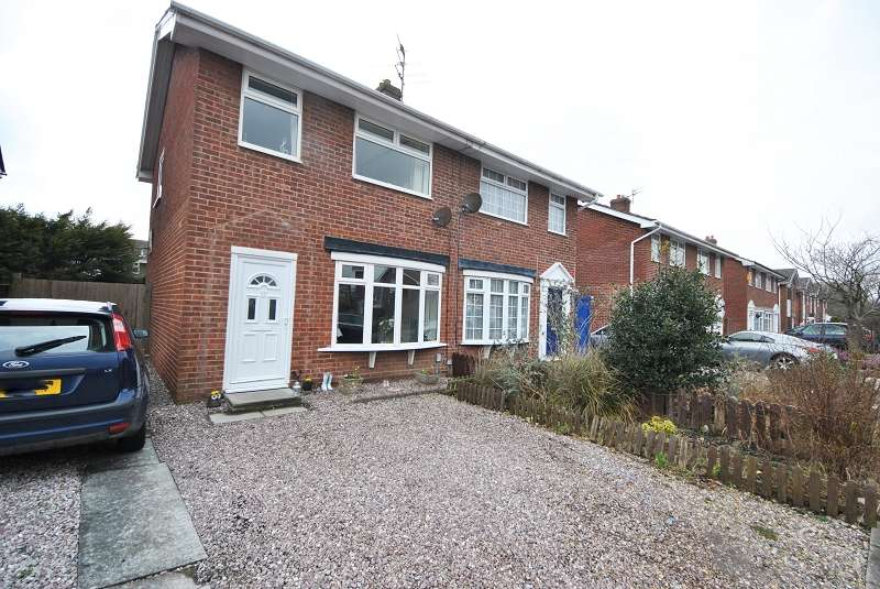 3 Bedrooms Semi Detached House for sale in Ganton Close, Southport, PR8