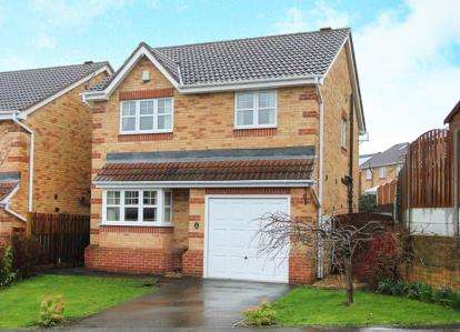 3 Bedrooms Detached House for sale in Toll House Mead, Mosborough, Sheffield, South Yorkshire
