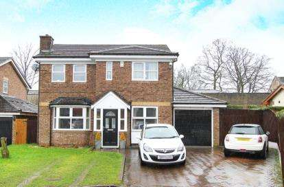 4 Bedrooms Detached House for sale in Ralston Court, Halfway, Sheffield, South Yorkshire