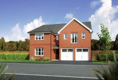 5 Bedrooms Detached House for sale in Plot 18, The Stables, Close Lane, Alsager