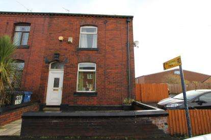 3 Bedrooms End Of Terrace House for sale in Queens Road, Ashton Under Lyne