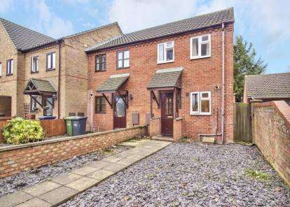 3 Bedrooms End Of Terrace House for sale in Rules Place, Great Whyte, Ramsey, Huntingdon